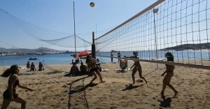 Paros Beach Volley